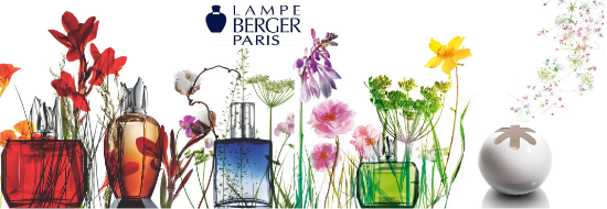 Spoil her with a delightful fragrance diffuser from Lampe Berger that purifies, perfumes and decorates any room.