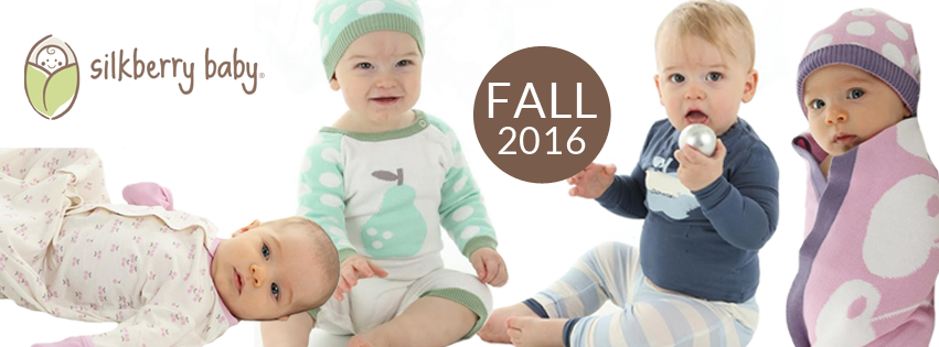 Baby fashions from SILKBERRY BABY. A cute, modern and natural organic bamboo and silk baby clothing and bedding from Vancouver, BC.