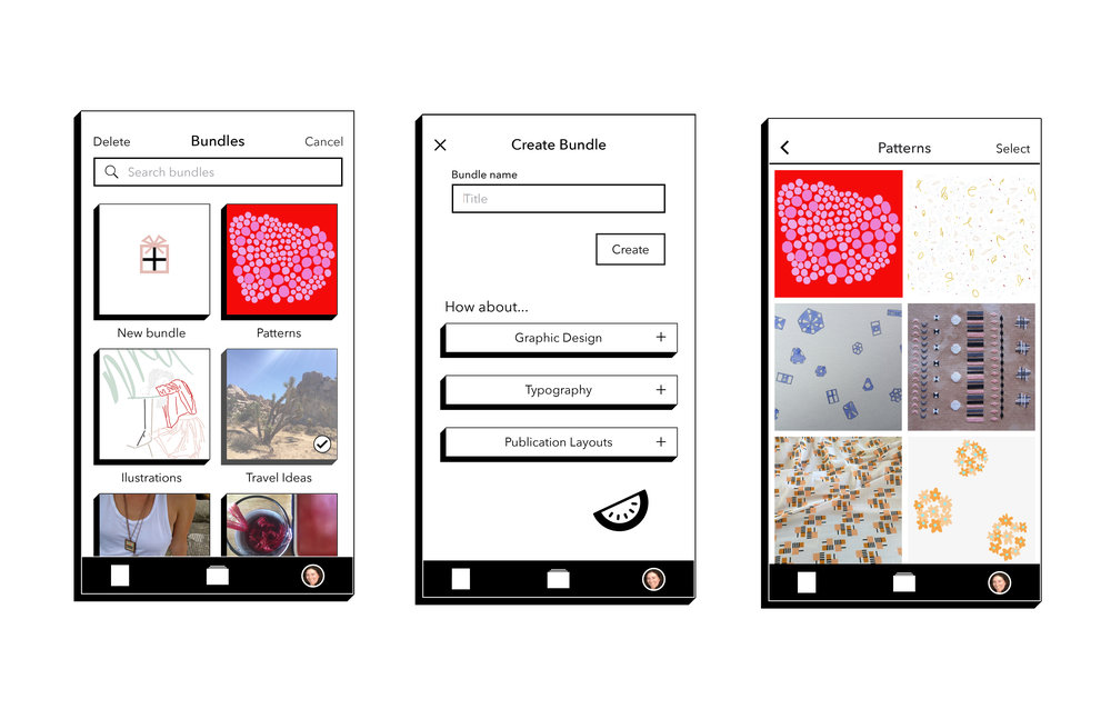 bndl. App Screens