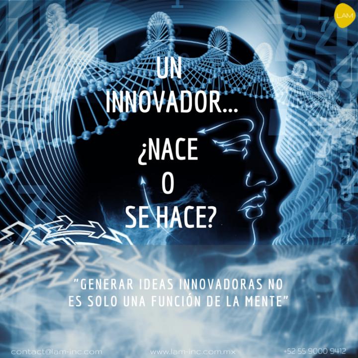 Un Innovador… ¿Nace o se hace?