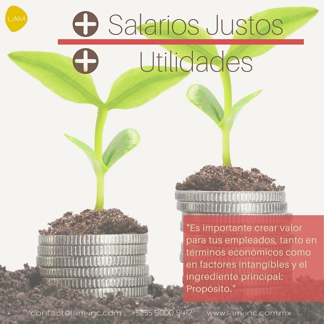+ Salarios Justos