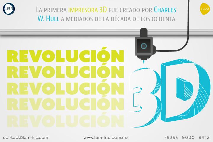 Revolución 3D