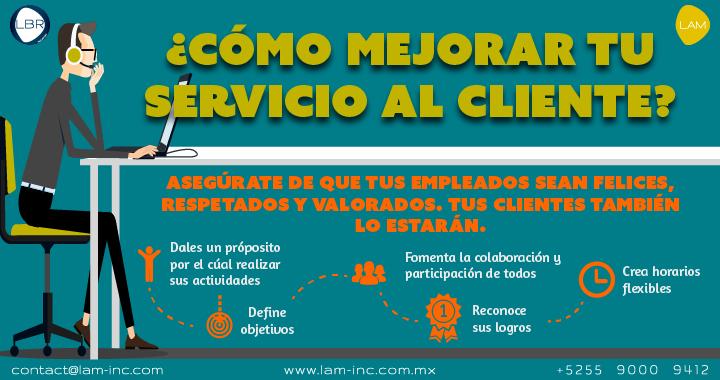 Cómo Mejorar el Servicio al Cliente