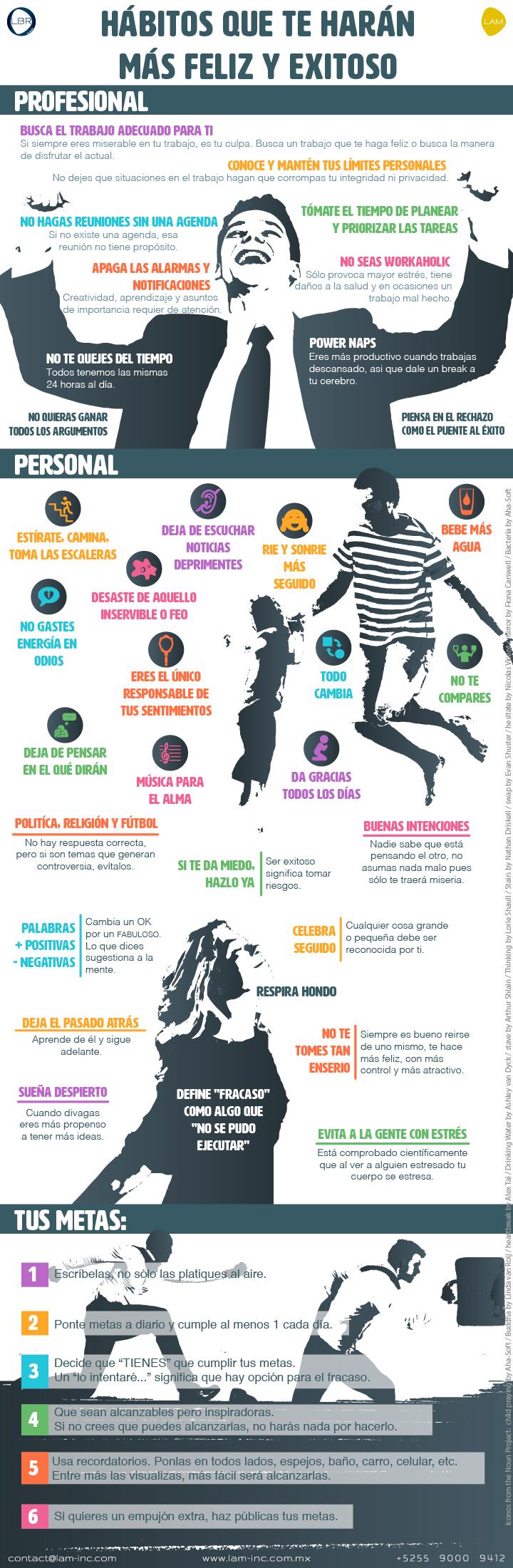 Hábitos que te Harán Más Feliz