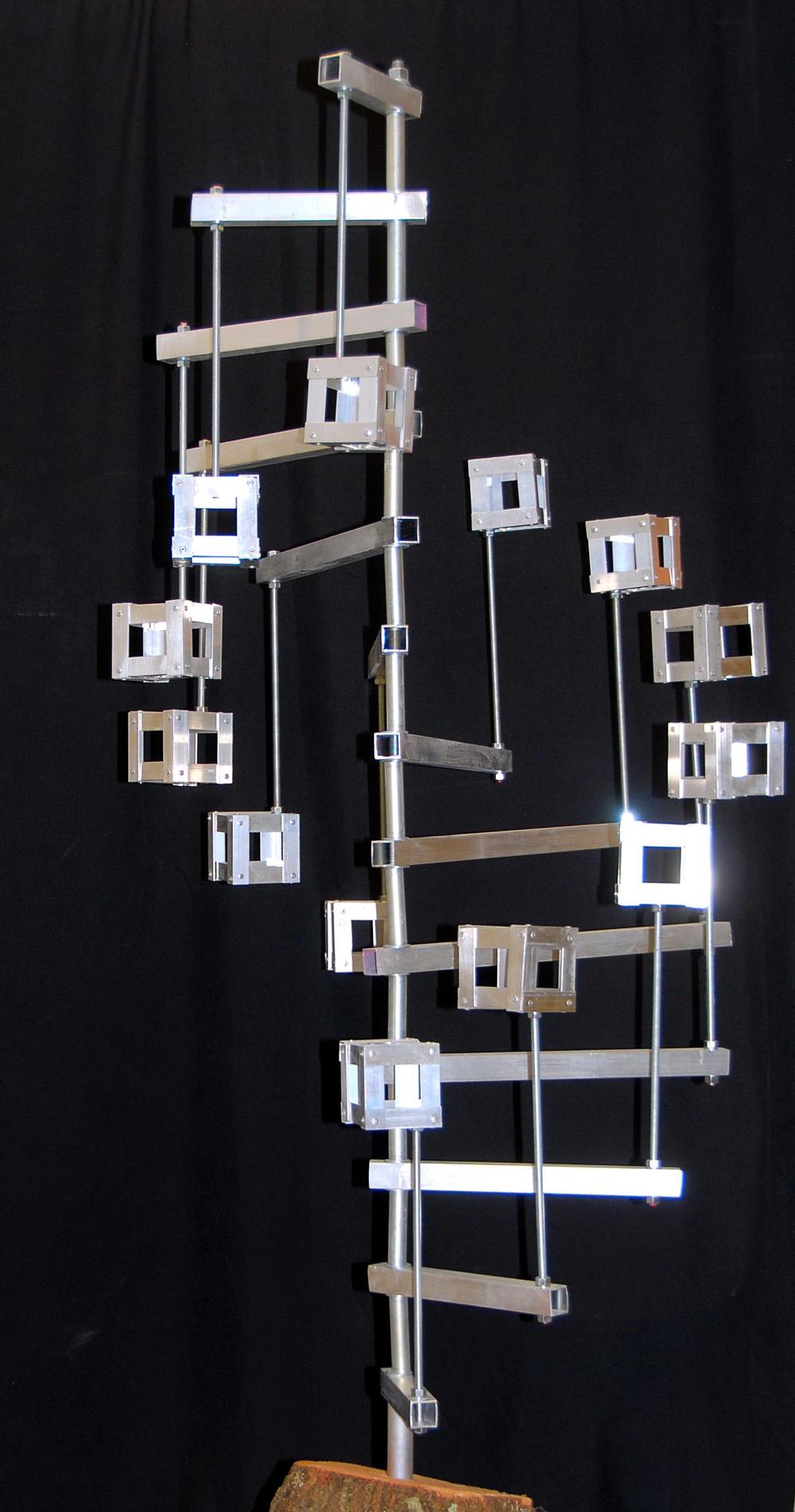 Living Sculpture {13 Boxes}