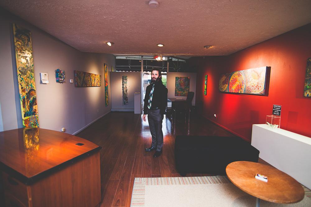 Aaron Wallace Art