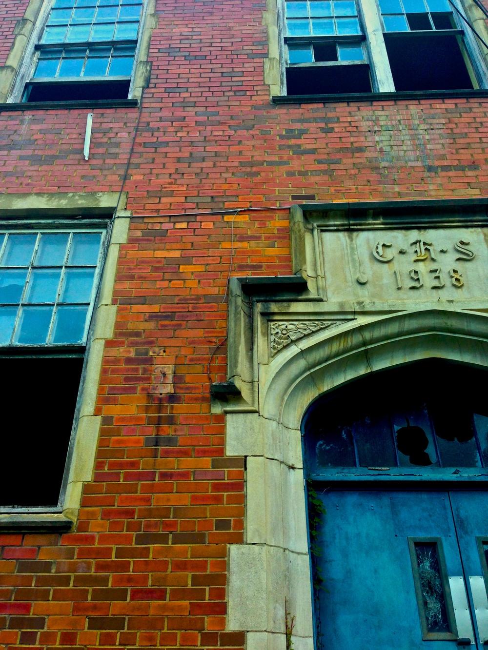 Old Elkhorn City High School.