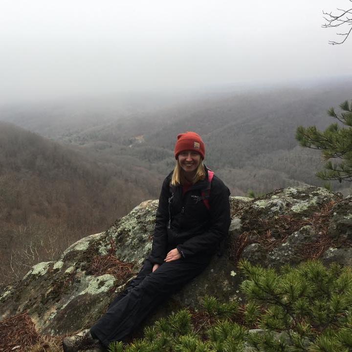 Megan V. Epperson  Americorps/Pine Mountain Settlement School
