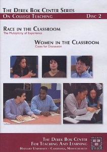 Graduate Research Assistant on   Race in the Classroom: The Multiplicity of Experience,   Directed by Justine Lewis, Published by Derek Bok Center for Teaching, Harvard University