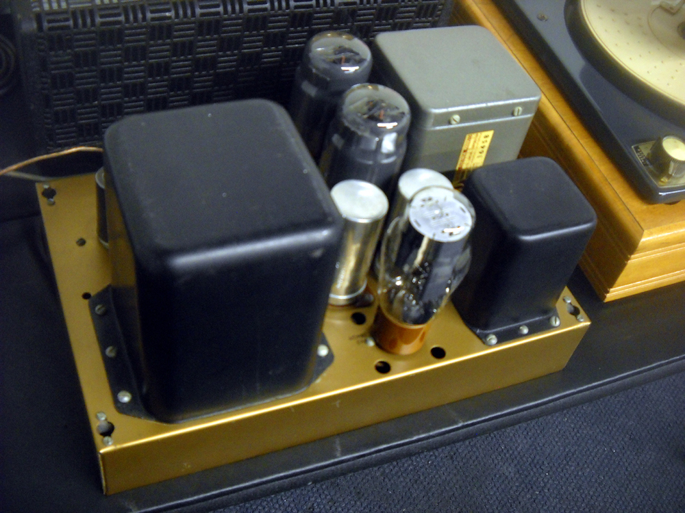 1958 Heathkit Model W-5M Monoblock Amplifier