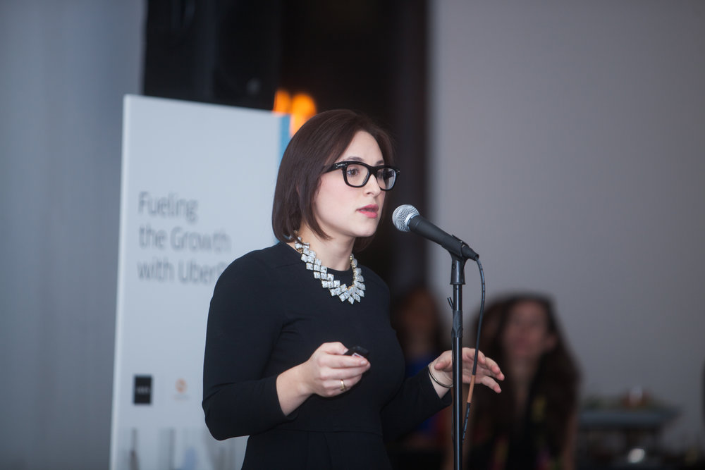 """Out of all the pitch events we have participated in, we made more direct investor connections through the Fueling the Growth competition than any other event. Janis and the whole Refinery team really understand the value of connecting startups to relevant investors / mentors and they were extremely helpful at making proactive introductions tailored to our needs.  Overall, it was very well-run and lots of fun - I am so glad we participated and would do it again if we could!""  Jacqueline Loeb, CEO, Scouted.io"