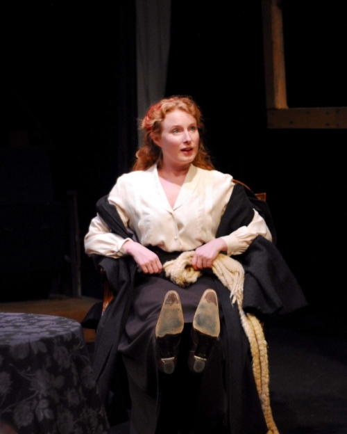 """ Amanda Jones is a charmingly animated Diana . . . ""  - Ron Cohen,  Backstage"