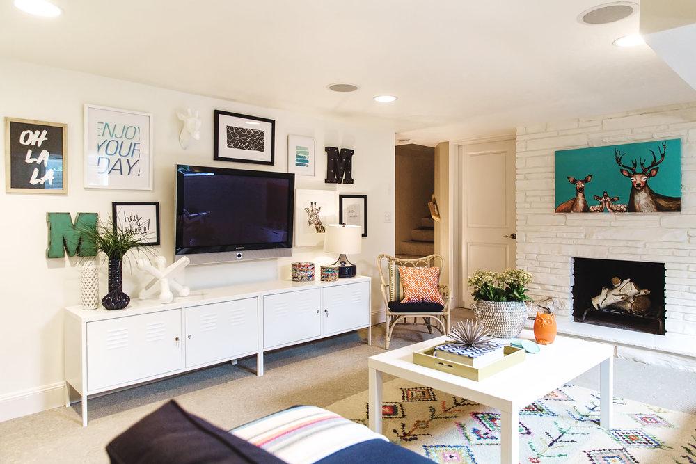 Kids Playroom Design // Judith Balis Boise Designer U2014 Boise Home Photography