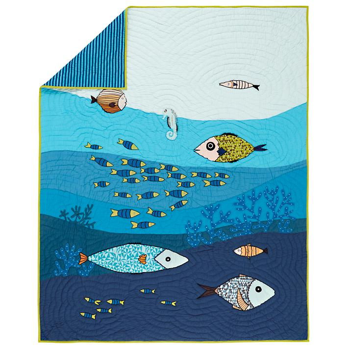 Oceanic Bedding for Land of Nod