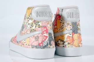 Flower power post, by MunW blog (www.munw.es).  Nike shoes, from Pinterest.