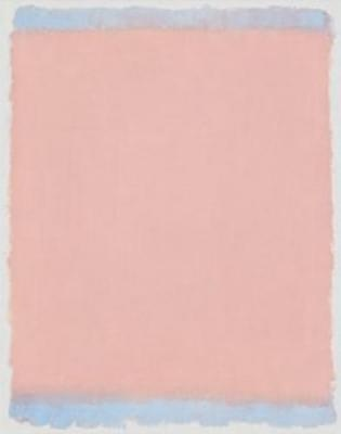 Summer pink, by MunW blog (www.munw.es). Mark Rothko picture. Photo by Mark Rothko collection.