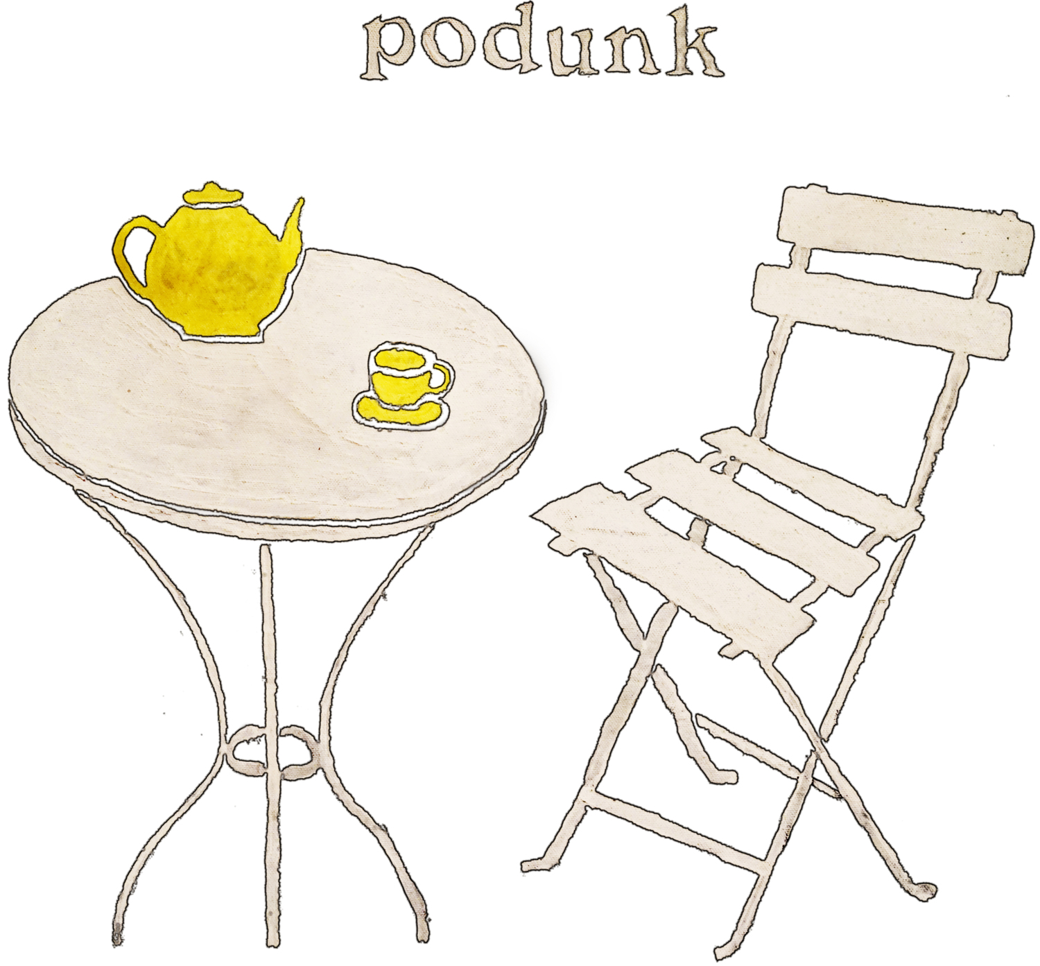 Podunk Tea Room