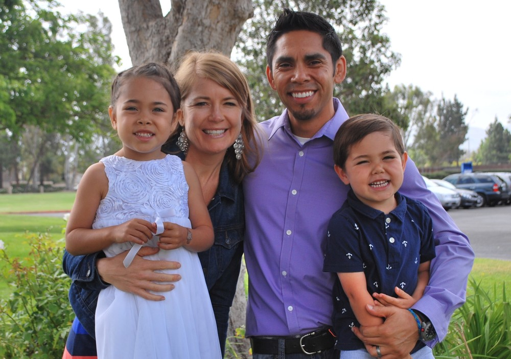 Meet some of our families defending the fatherless they have had multiple children come into their home and have a longing to see foster care and adoption ccuart Choice Image