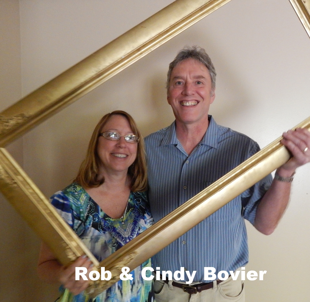 Rob & Cindy Bovier