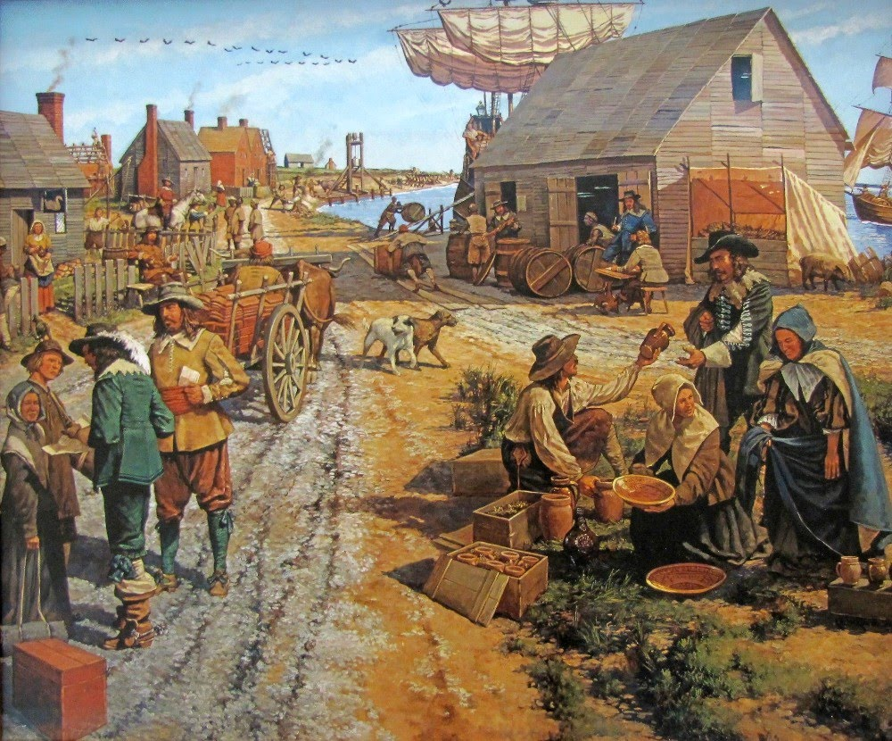 new england and chesapeake settlers The colonies in new england and the chesapeake exemplify the many differences in the culture and lifestyles of the settlers, created mainly because of the fact that their founding fathers had held separate intentions when they came to the new world.