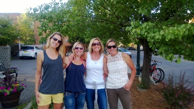 Downtown Durango - Girls night out