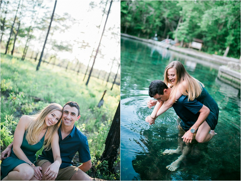 orlando wedding photographer engagement photos at wekiva springs state park nature engagement photos (10).jpg