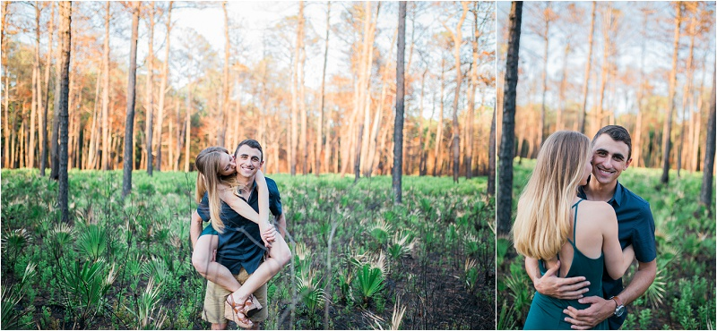 orlando wedding photographer engagement photos at wekiva springs state park nature engagement photos (12).jpg