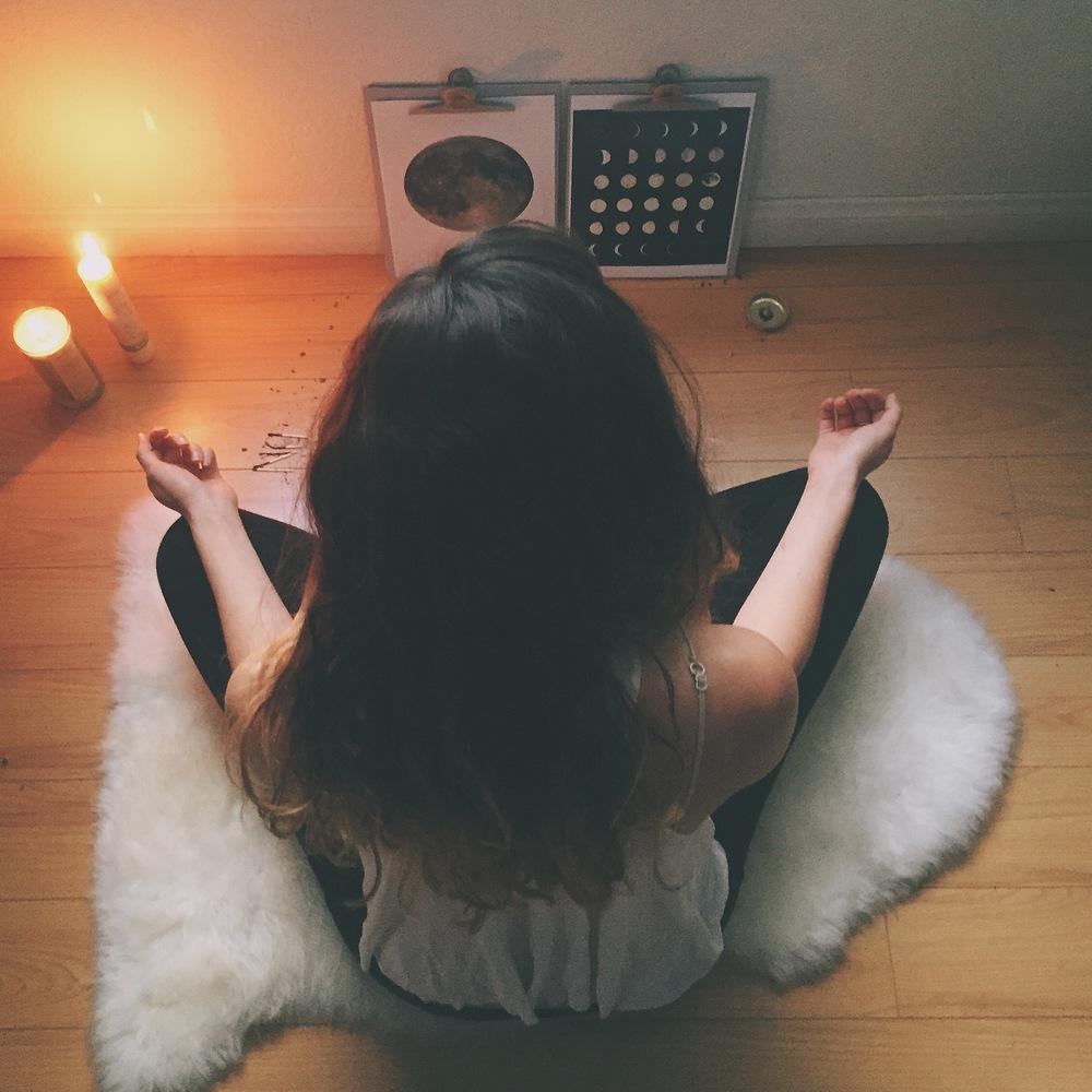 nourish yourself mind, body + spirit