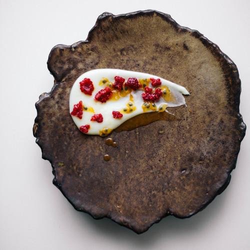 Lemon Posset Cake