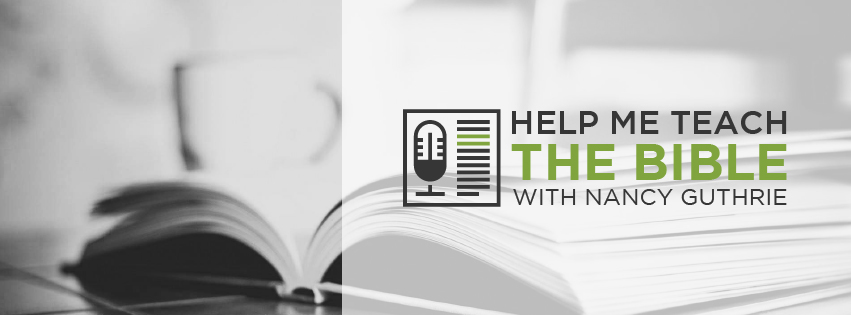 To listen to all of the Help Me Teach the Bible interviews posted so far, go here.