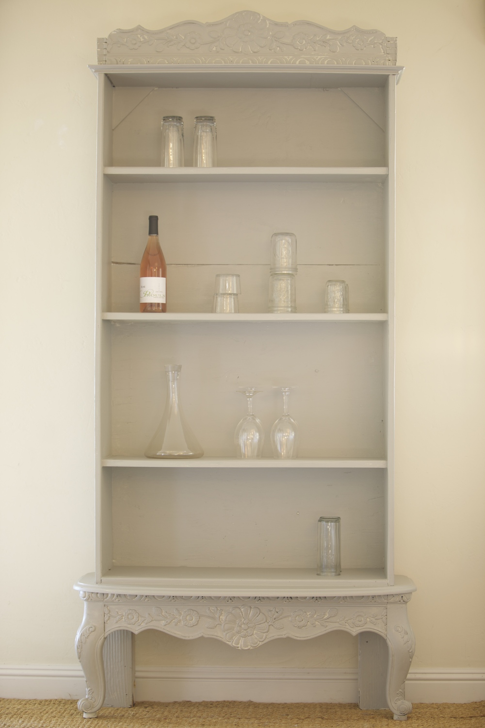 Hayley Back Bar Shelf $175