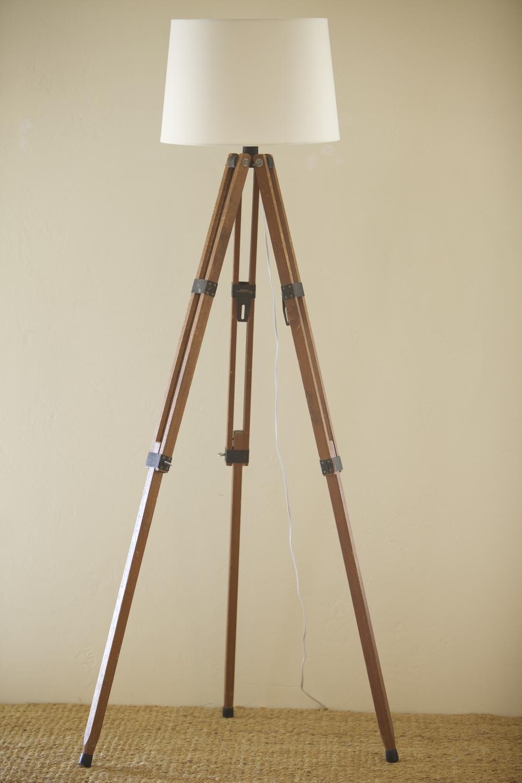 Tripod Lamp $35