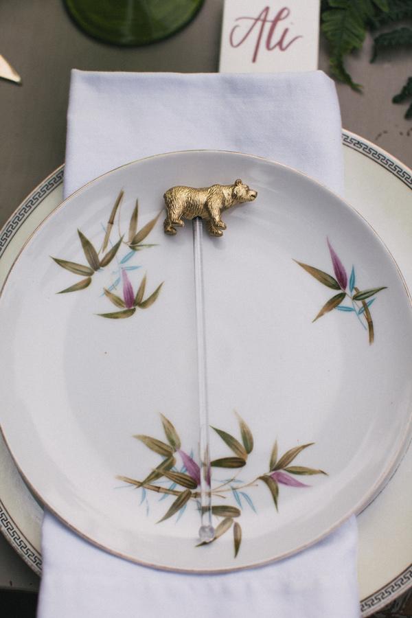 Mismatched Dinner Plates $3