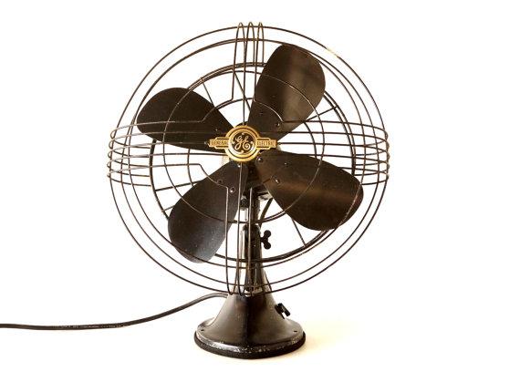 Vintage Fan $15