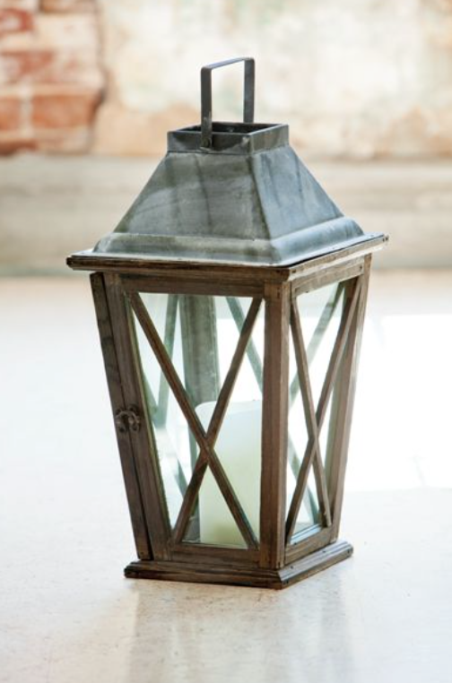 Large Gatekeeper Lantern $15