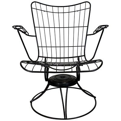 MCM Outdoor Lounge Chair $65