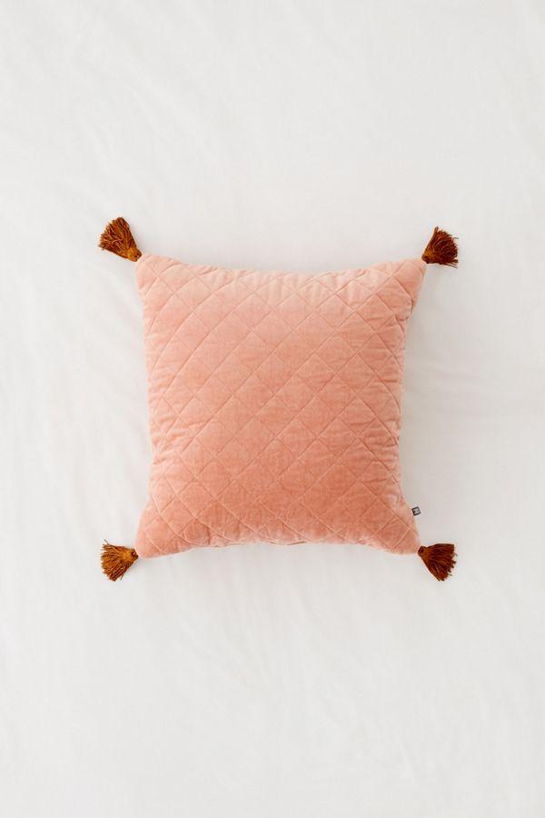 Rose Tassel Pillow (2)