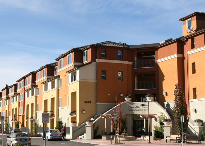 Dublin Transit Center Apartments