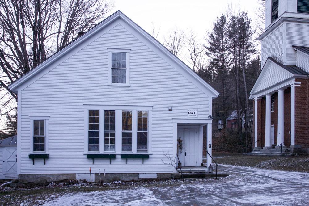 Grafton Vermont Chapel and Brick Church