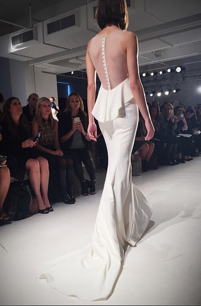Amsale (Photo Courtesy of @AmsaleBridal on Instagram)