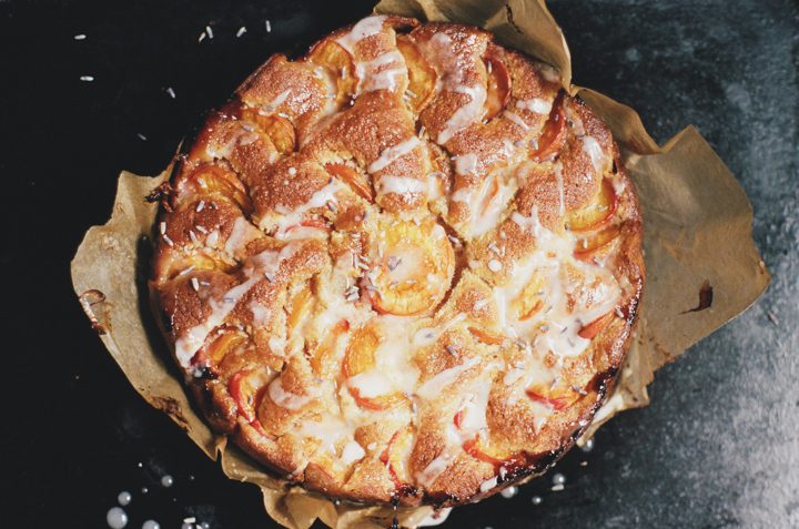 ottolenghi's apricot walnut and lavender cake | apt 2b baking co