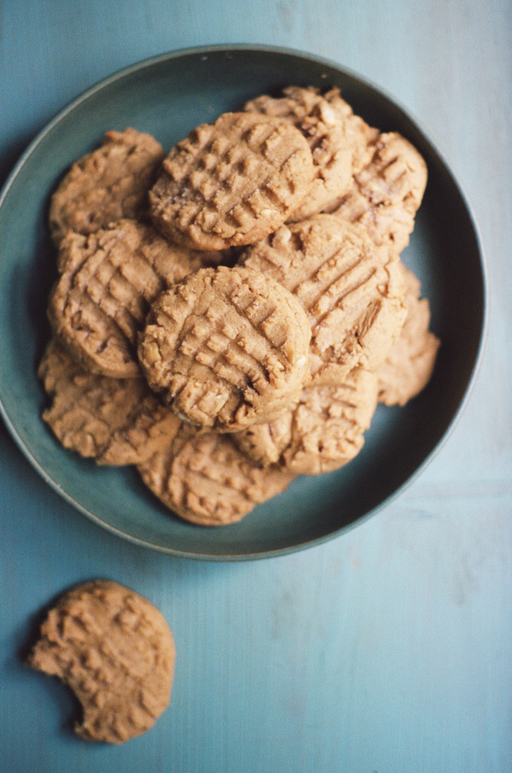 sam's crunchy peanut pepper cookies | apt 2b baking co