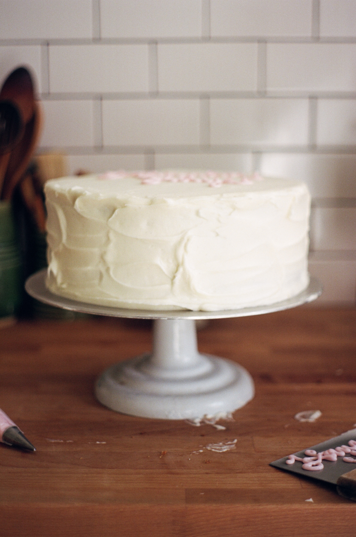 Classic Carrot Cake With Cream Cheese Frosting Apt 2b