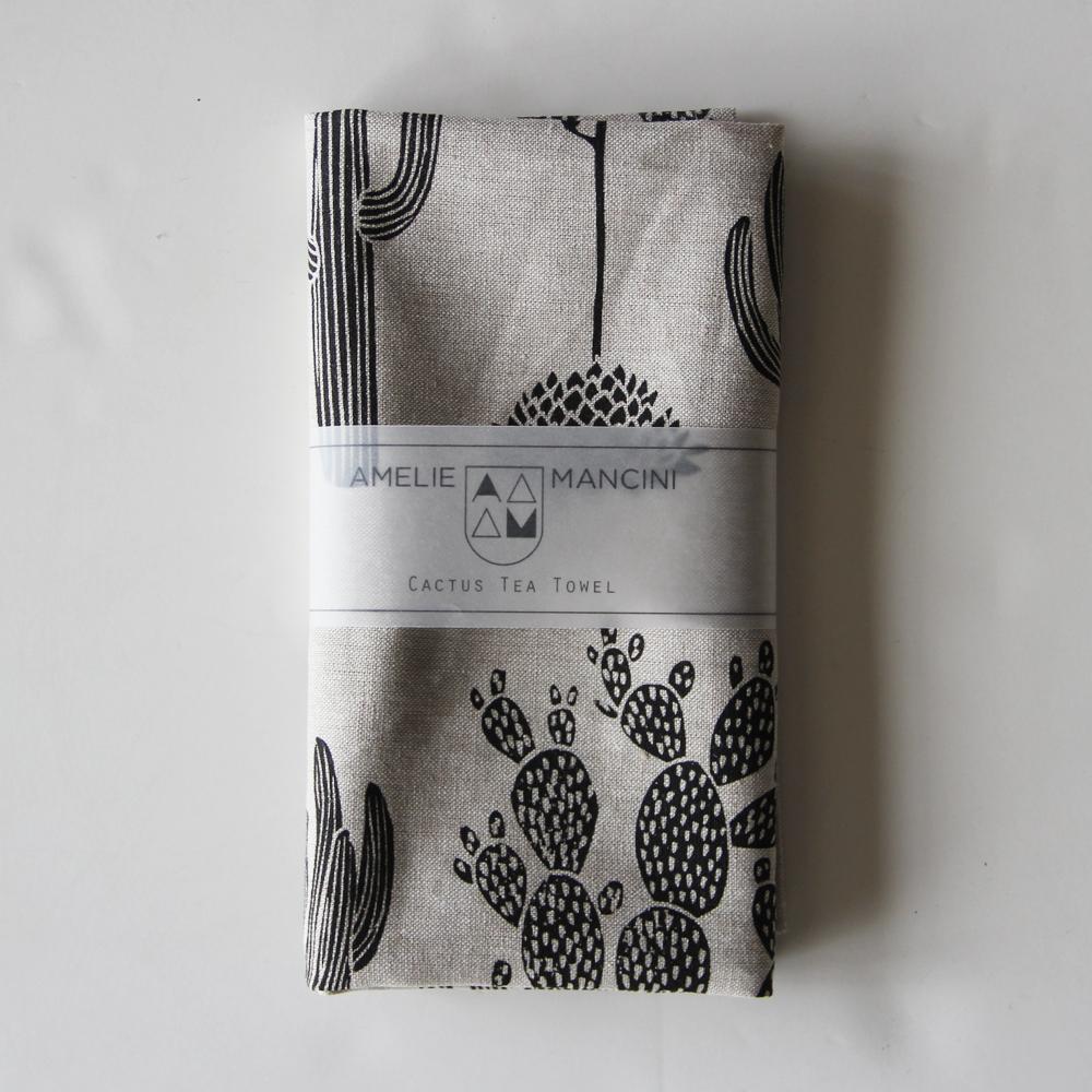Amelie Mancini Cactus Towel