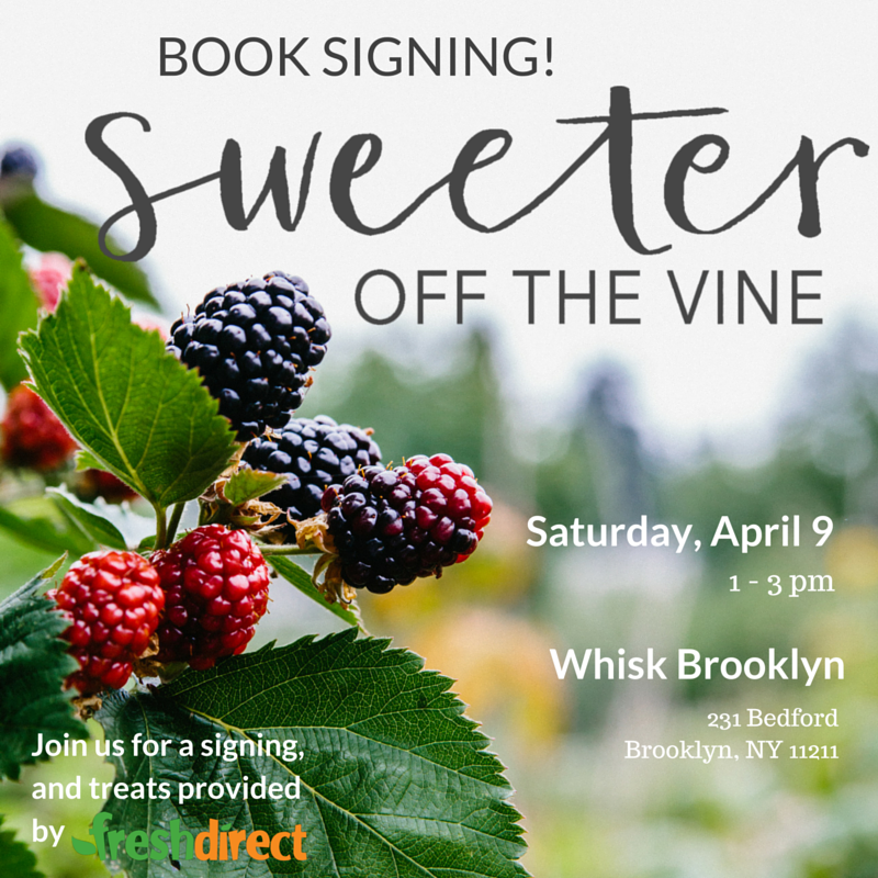 book signing whisk brooklyn!