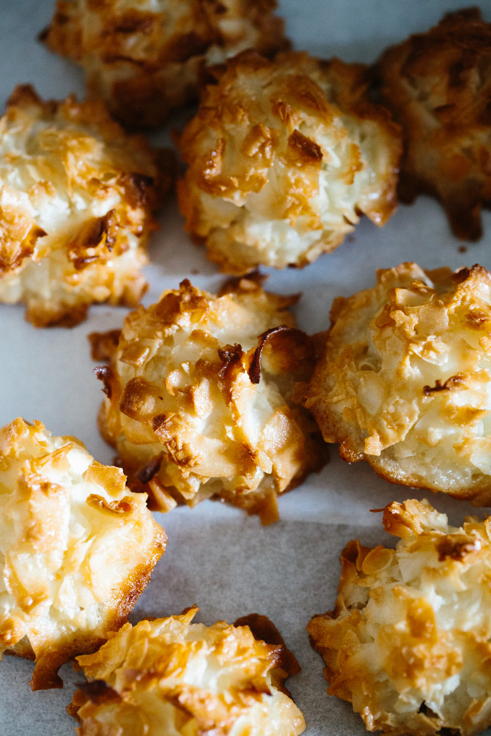 coconut macaroons | apt 2b baking co