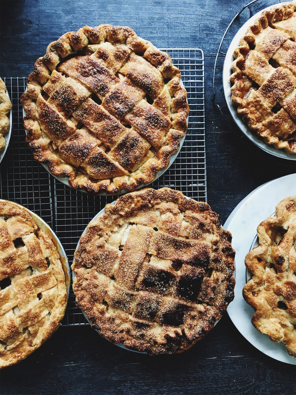 pie workshop | apt 2b baking co