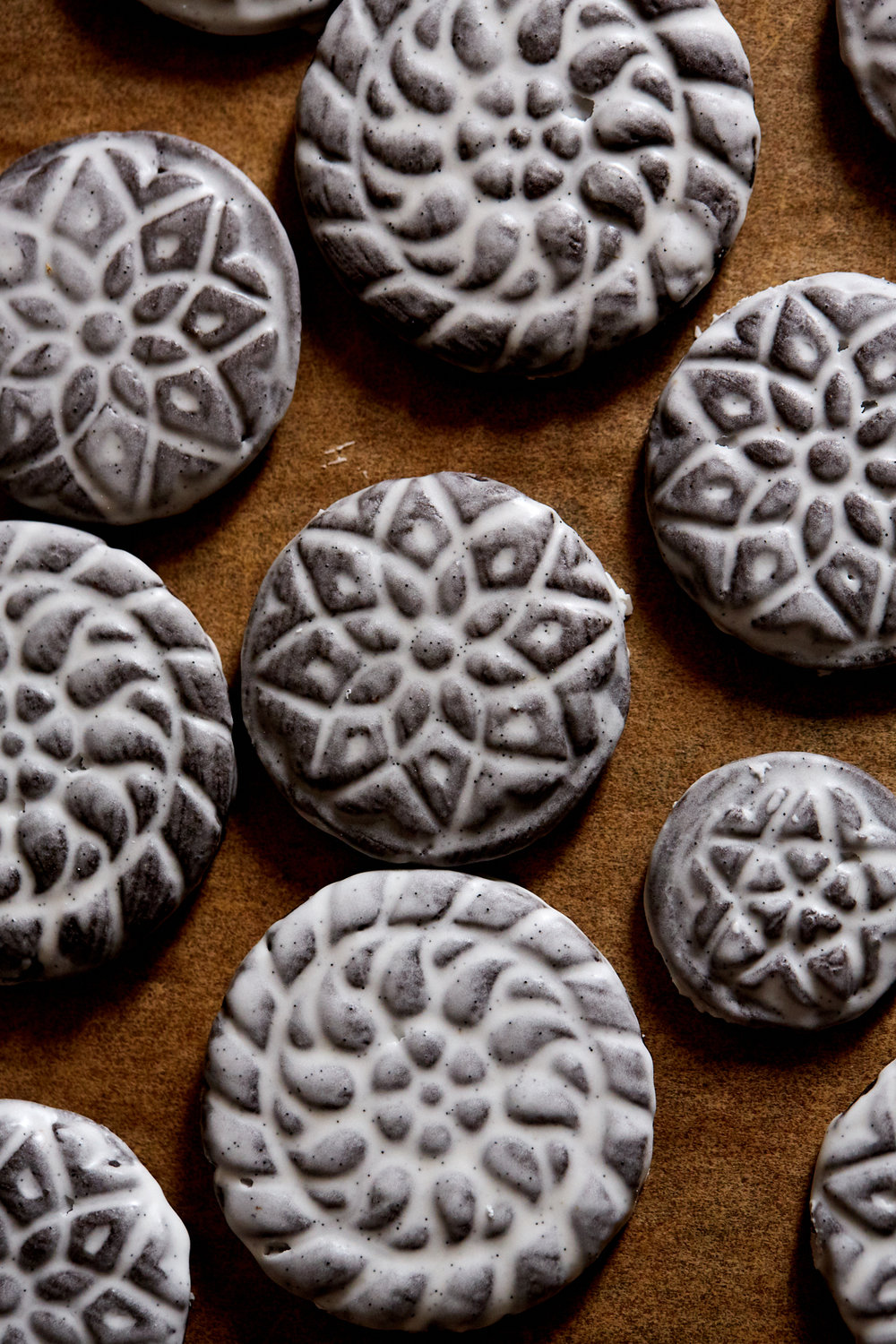 Stamped Brownie Cookies | apt 2b baking co