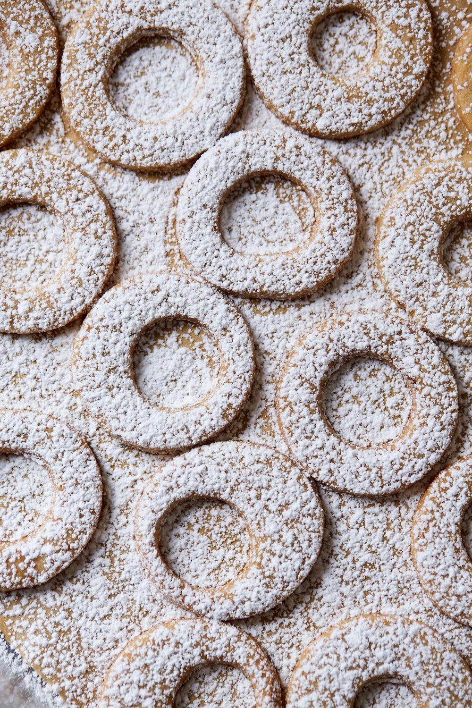 walnut linzer cookies | apt 2b baking co