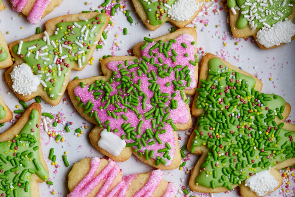 cut out sugar cookies | apt 2b baking co